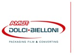 "The officially released logo of the new company ""AMUT DOLCI BIELLONI"""
