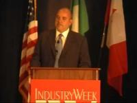 Machines Italia Manufacturing Conference Presentation: Chrysler's Mauro Pino
