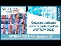 Cosa caratterizzerà la vostra partecipazione a VITRUM 2021?